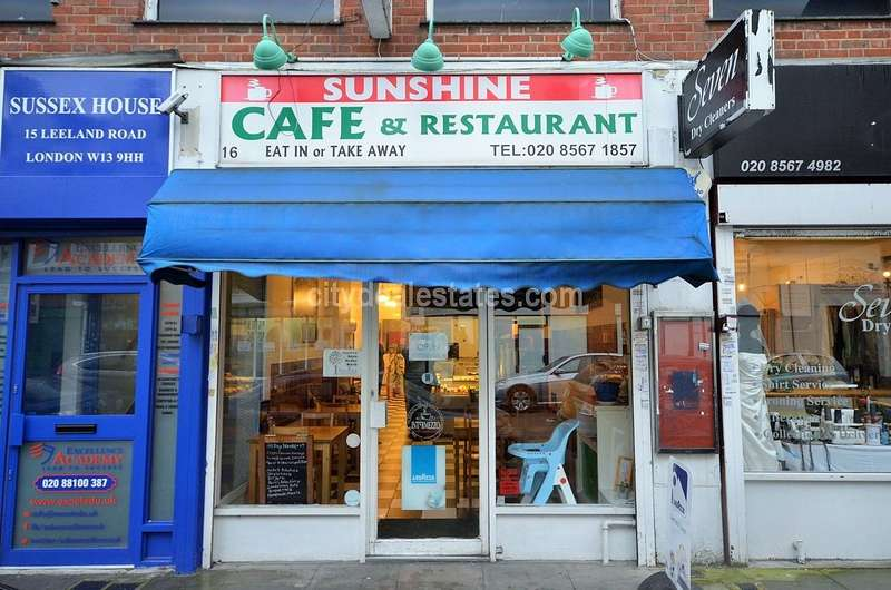 Restaurant Commercial for sale in Leeland Road, West Ealing, W13 0SU