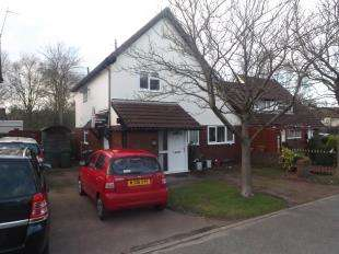 2 Bedrooms Flat for sale in Nansen Close, Old Hall, Warrington, Cheshire, WA5