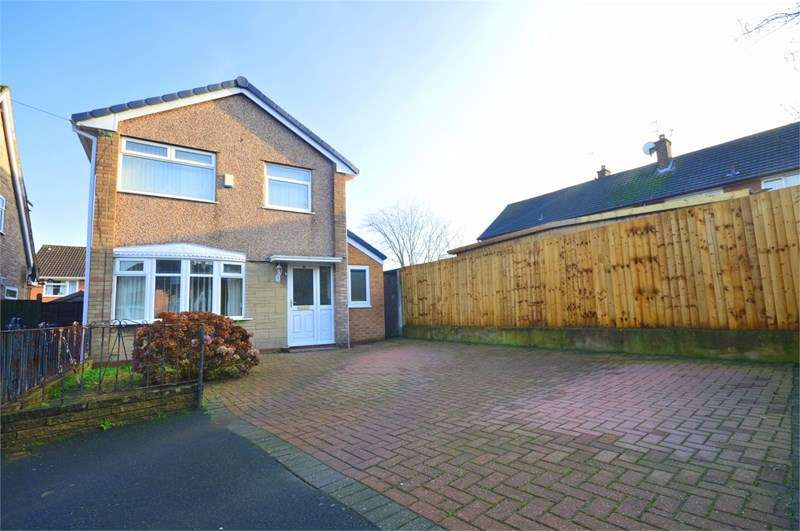 3 Bedrooms Detached House for sale in Grassington Crescent, Hunts Cross