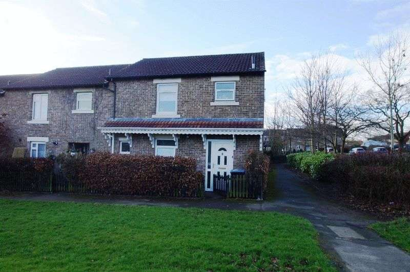 3 Bedrooms Terraced House for sale in Bluebell Close, Newton Aycliffe
