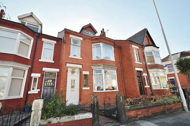 4 Bedrooms House for sale in Liscard Road, Wallasey