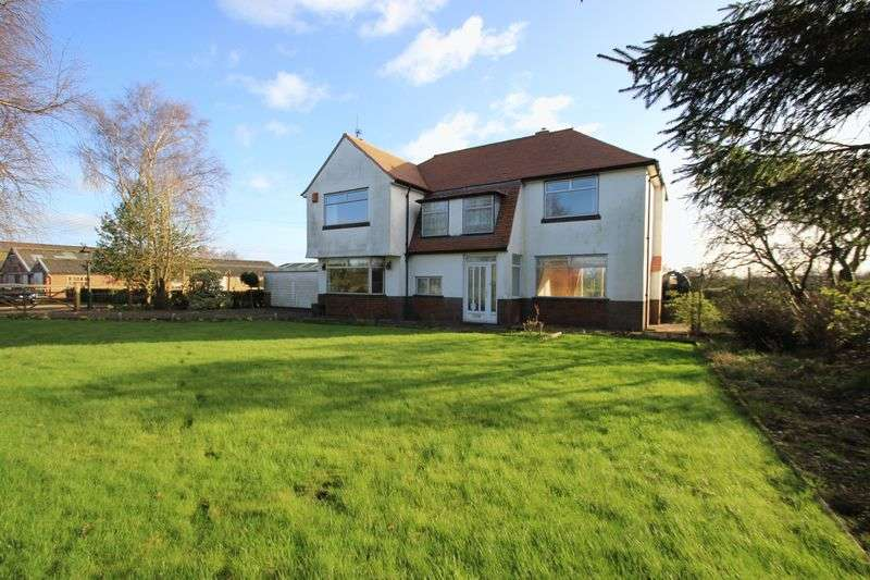 4 Bedrooms Detached House for sale in Norton Bridge, Stone, Staffs. ST15 0NS