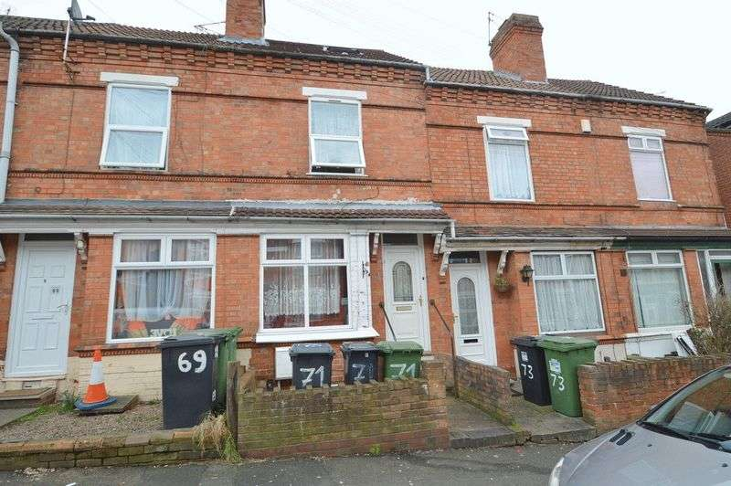 3 Bedrooms Terraced House for sale in Lodge Road, Smallwood