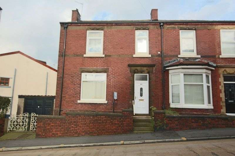 3 Bedrooms Semi Detached House for sale in Smithy Bridge Road, Littleborough OL15 8QF