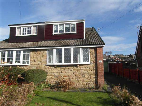 3 Bedrooms Semi Detached Bungalow for sale in Byron Grove, Dewsbury