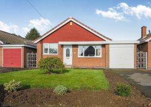 2 Bedrooms Bungalow for sale in Holly Avenue, Breaston, Derby, Derbyshire