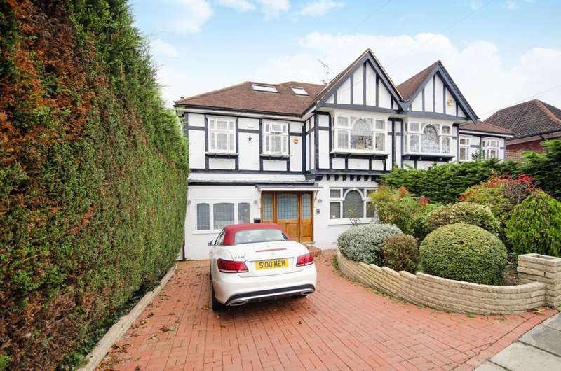 5 Bedrooms House for sale in Deansway, East Finchley, N2
