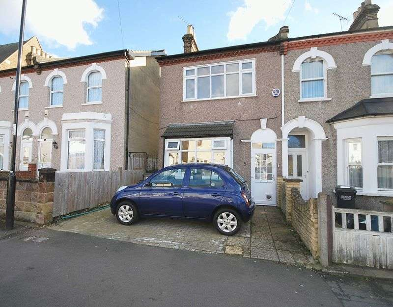 3 Bedrooms Semi Detached House for sale in SENECA ROAD, THORNTON HEATH