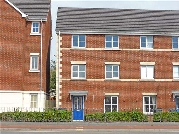 5 Bedrooms End Of Terrace House for sale in CAERPHILLY ROAD, LLANISHEN, CARDIFF