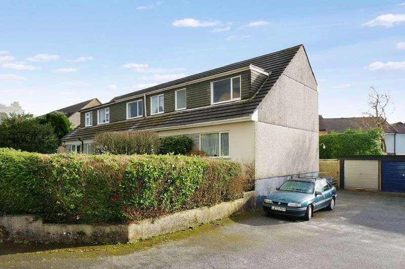 5 Bedrooms Semi Detached House for sale in Longfield Close, Callington