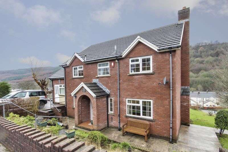 4 Bedrooms Detached House for sale in Greenfield Terrace, Newport
