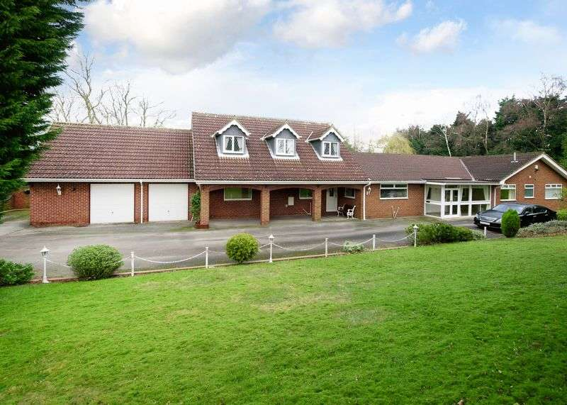 4 Bedrooms Detached House for sale in Garth Ends Road, Bishop Burton