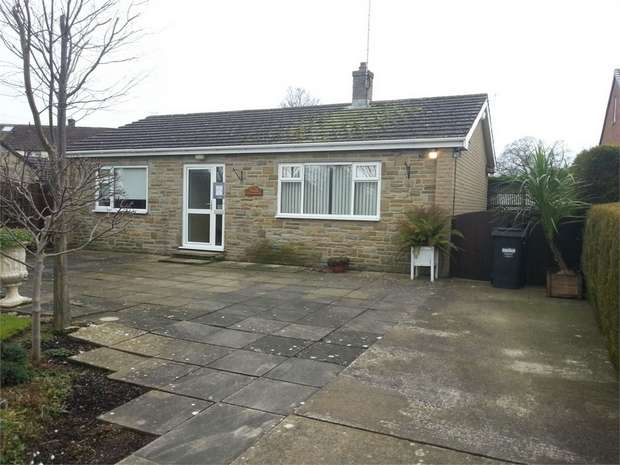 2 Bedrooms Detached Bungalow for sale in Colburn Lane, Catterick Garrison, North Yorkshire