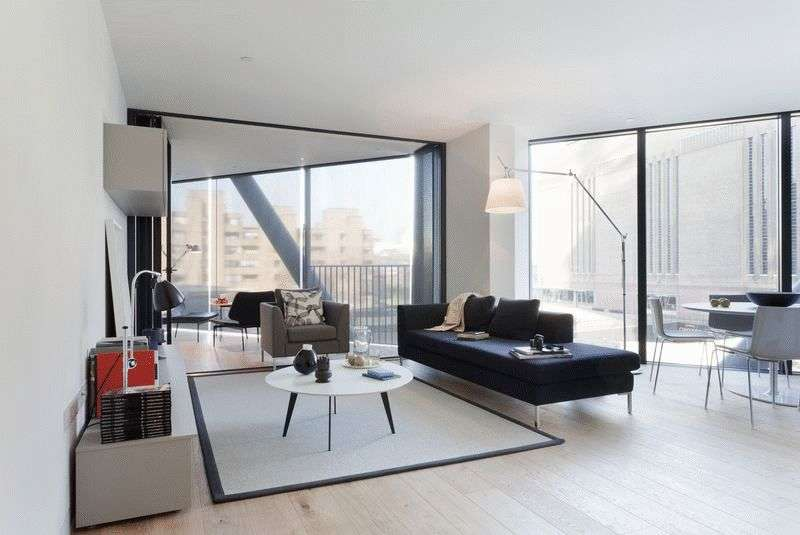 2 Bedrooms Flat for sale in 50, Holland Street, London