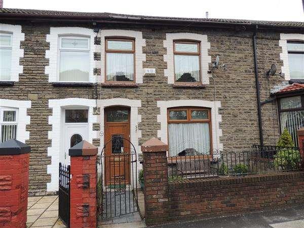 4 Bedrooms Terraced House for sale in Richard Street, Maerdy, Ferndale