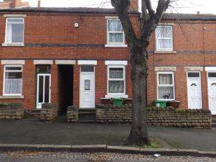 2 Bedrooms Terraced House for sale in Allington Avenue, Lenton, Nottingham, Nottinghamshire