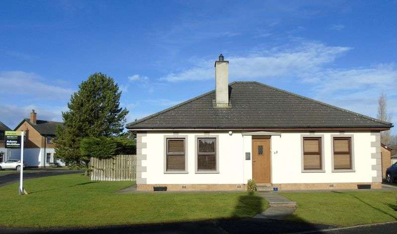 3 Bedrooms Detached Bungalow for sale in Woodford Park, Coleraine