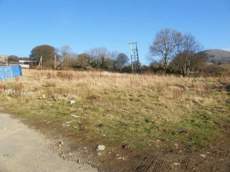 Land Commercial for sale in Plot No. 64, Cae America, Llanfairfechan