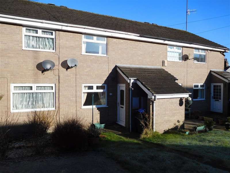 2 Bedrooms Terraced House for sale in Alexander Gardens, ULVERSTON