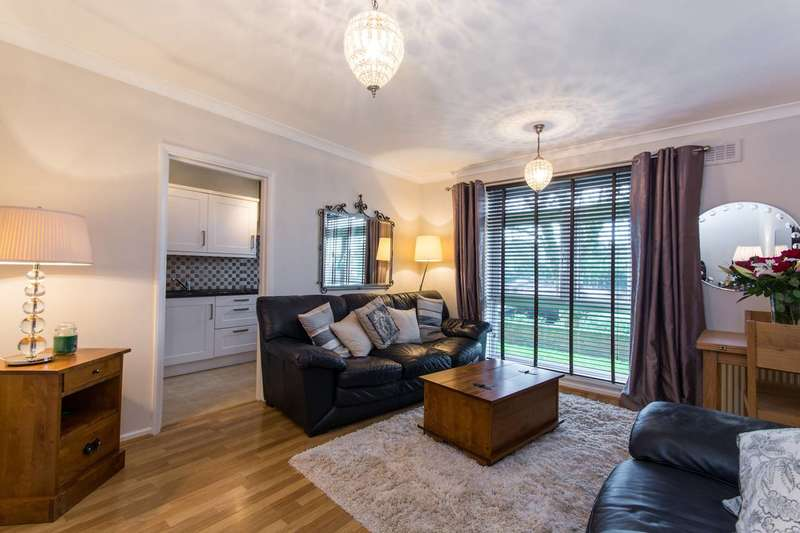 1 Bedroom Flat for sale in Dulwich Wood Avenue, Crystal Palace, SE19