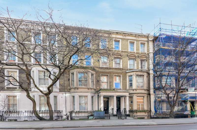 2 Bedrooms Flat for sale in Warwick Road, Earls Court, SW5