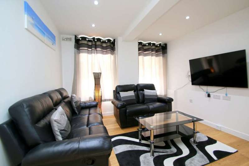 2 Bedrooms Flat for sale in Park West, Edgware Road