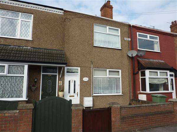 3 Bedrooms Terraced House for sale in FILDES STREET, GRIMSBY