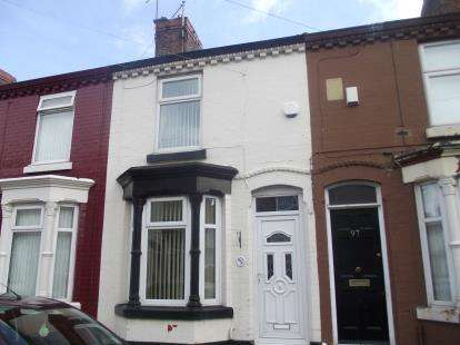 2 Bedrooms Terraced House for sale in Methuen Street, Liverpool, Merseyside, L15