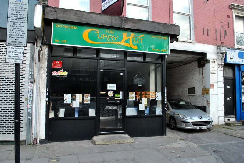 Shop Commercial for sale in Hornsey Road, London, N7