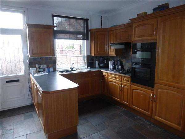 3 Bedrooms Terraced House for sale in Coronation Avenue, Barnsley