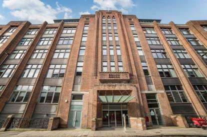 2 Bedrooms Flat for sale in Centralofts, 21 Waterloo Street, Newcastle Upon Tyne, Tyne and Wear, NE1