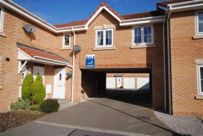 1 Bedroom Flat for sale in Archdale Close, Chesterfield, Derbyshire