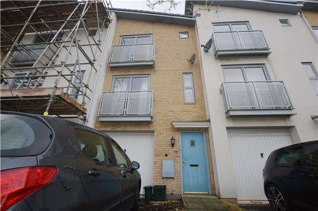 4 Bedrooms Terraced House for sale in Pinewood Drive, CHELTENHAM, Gloucestershire, GL51 0GH