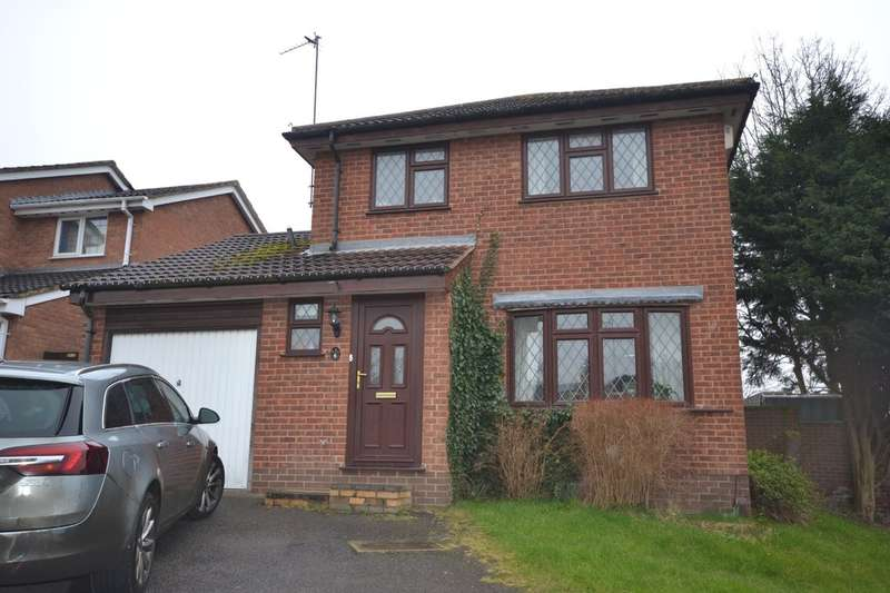 3 Bedrooms Detached House for sale in Garendon Way, Groby