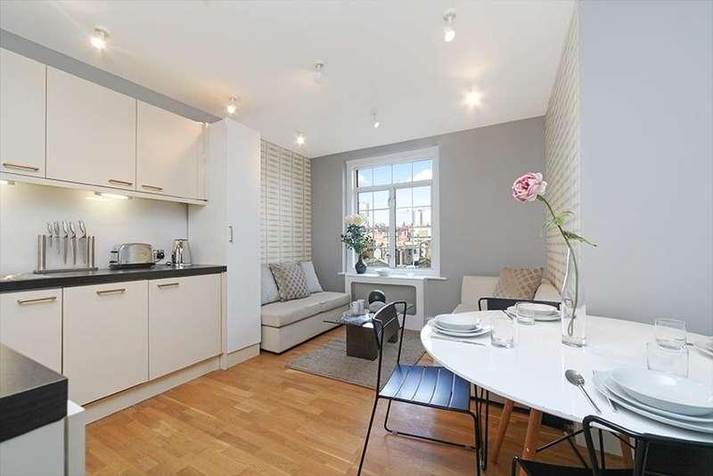 1 Bedroom Apartment Flat for sale in Harrowby Street, Marylebone, London, W1H 5PQ