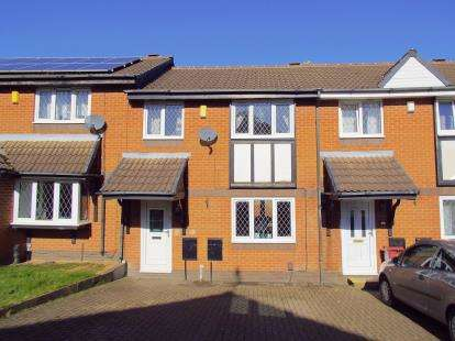 3 Bedrooms Terraced House for sale in Heys Court, Livesey, Blackburn, Lancashire, BB2