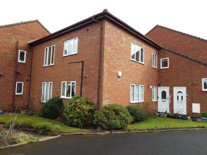 2 Bedrooms Flat for sale in Pinfold Court, Alexandra Road, Liverpool, Merseyside, L23
