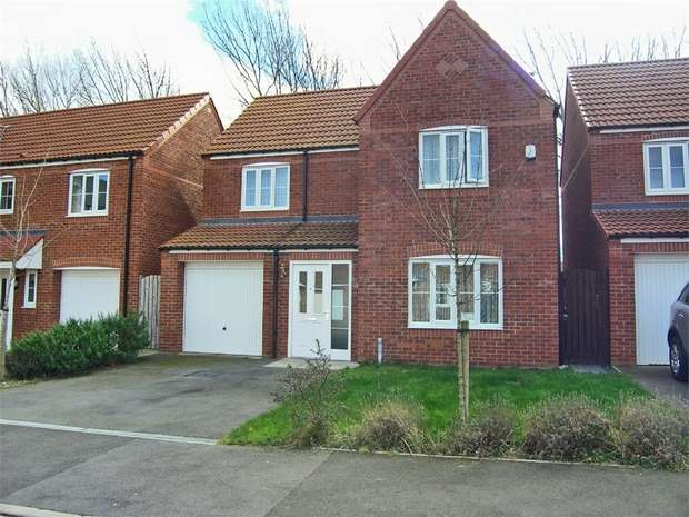 4 Bedrooms Detached House for sale in Turnbull Way, Middlesbrough, North Yorkshire