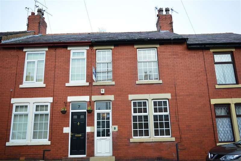 2 Bedrooms Terraced House for sale in Canterbury Avenue, Stanley Park, Blackpool, FY3 9PT