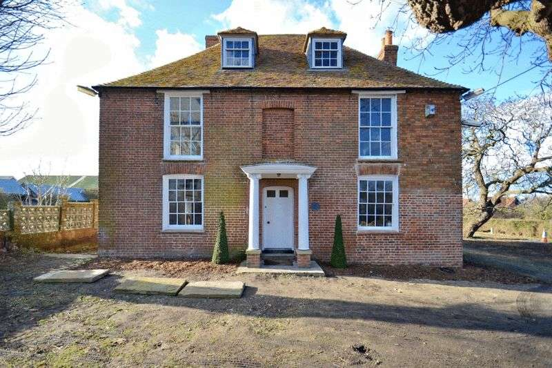 5 Bedrooms Detached House for sale in Scocles Road, Minster