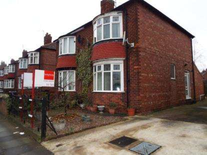 2 Bedrooms Semi Detached House for sale in Hollyhurst Road, Darlington, Durham