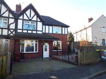 3 Bedrooms Semi Detached House for sale in Doyle Road, Bolton, Greater Manchester, BL3