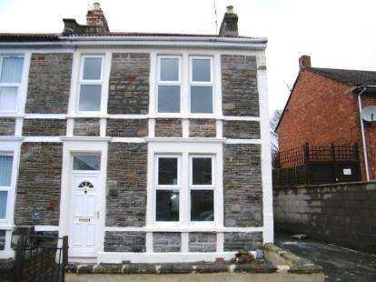 3 Bedrooms End Of Terrace House for sale in Salisbury Avenue, Kingswood, Bristol