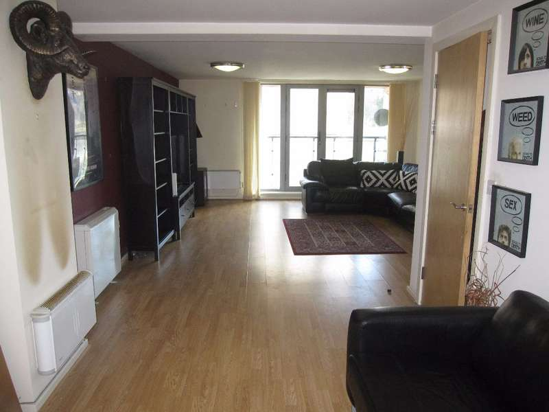 3 Bedrooms Apartment Flat for rent in Hanover Mill, Hanover Street, Newcastle Upon Tyne