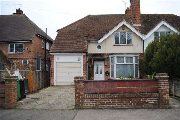 4 Bedrooms Semi Detached House for sale in Amherst Road, BEXHILL-ON-SEA, East Sussex, TN40 1QN
