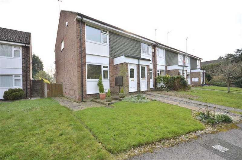 2 Bedrooms Property for sale in HARFORD CLOSE, Hazel Grove, Stockport, Cheshire, SK7