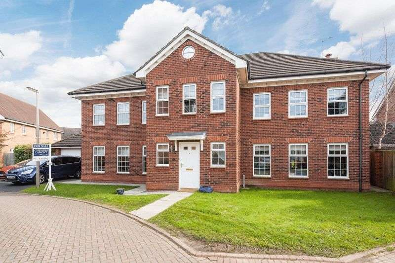 6 Bedrooms Detached House for sale in Naylor Crescent, Nantwich
