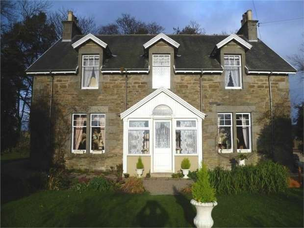 4 Bedrooms Detached House for sale in Aultmore,, Keith, Moray