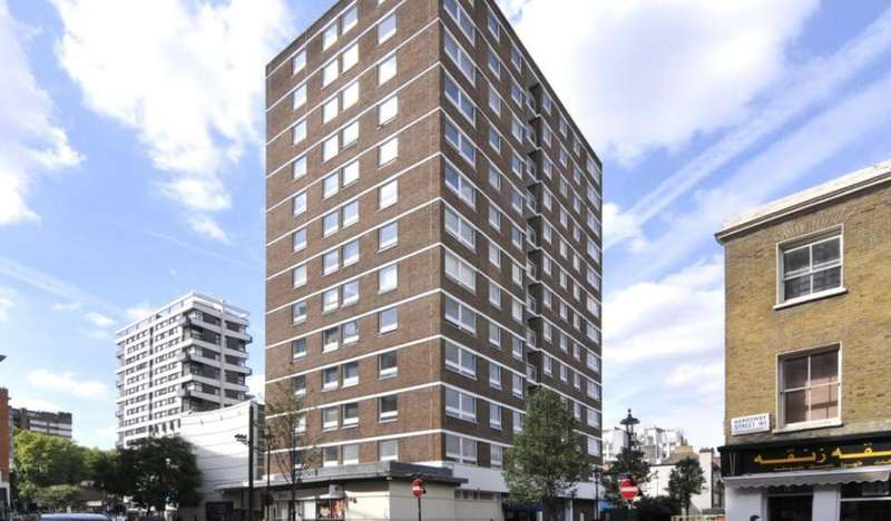 3 Bedrooms Apartment Flat for sale in Harrowby Street, Marble Arch, London, W1H 5HB