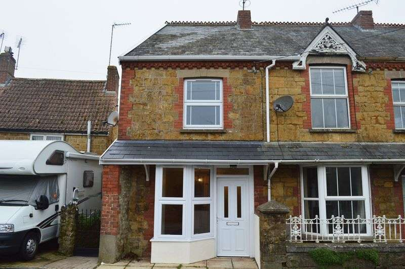 1 Bedroom Terraced House for sale in Ditton Street, Ilminster